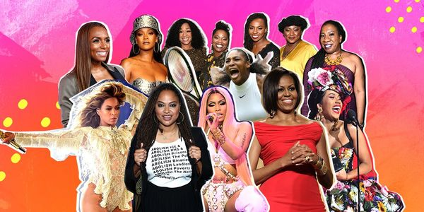 Beyoncé, Michelle Obama, Shonda Rhimes And More Black Women That Defined The Decade