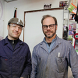 Ira Ryan and Tony Pereira: Modern Day Pioneers Building Bikes (and a Business) With Their Bare Hands
