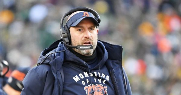 Bears finishing 9-7 wouldn't change anything for Nagy