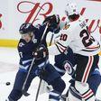 Saad's injury casts shadow over Hawks' win