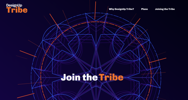 The Tribe is a membership programme. Limited places for now.