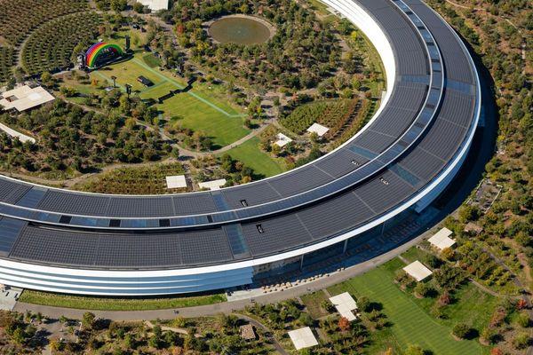 Apple Has Top Secret Team Working on Internet Satellites