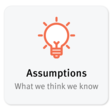 Tracking Research Questions, Assumptions, and Facts in Agile
