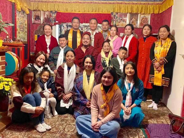 Drupla Longrig Sangpo at Rangjung Yeshe UK