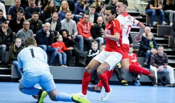 Titelverdediger GJS verpulvert 'youngsters' Kozakken Boys op openingsavond Proxsys Cup: 15-2