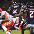 Chiefs ease past overmatched, outclassed Bears
