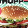 The upside to flight delay: a free Impossible Whopper