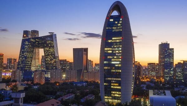 Starting up in Beijing, China's AI wonderland
