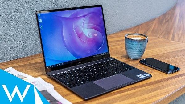 Zo presteert de MacBook van Huawei | Huawei MateBook 13 review | WANT