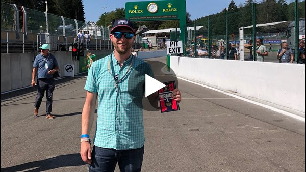 Formula X: What can we learn from pit stops? (vlog #1)