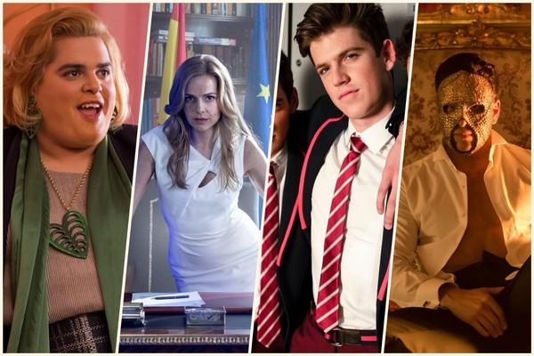 Todas las series españolas emitidas en 2019, de la peor a la mejor