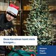 Woninginbraak tijdens kerst