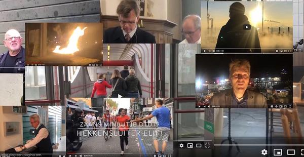 Klik op een filmpje naar keuze om bij het overzicht te komen