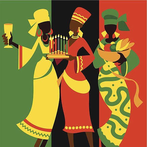 Happy Kwanzaa to all celebrating!