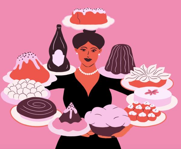 Manger Podcast : Pourquoi est-ce qu'on mange beaucoup plus pendant les fêtes ? — Louie Media