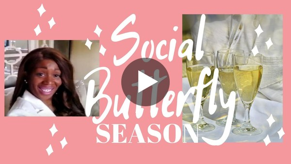 Social Butterfly Season Winter With Sonya Lee Davies