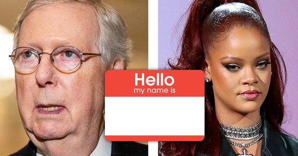 Bildertest: Könnt ihr diese Prominenten richtig identifizieren?