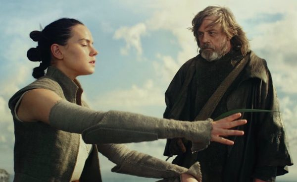 "Pictured: ""No, Rey, that's not how you do the Macarena."""
