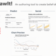 TheyDrawIt!: An Authoring Tool for Belief-Driven Visualization