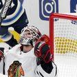 Blackhawks-Blue Jackets final score: Robin Lehner earns first shootout win
