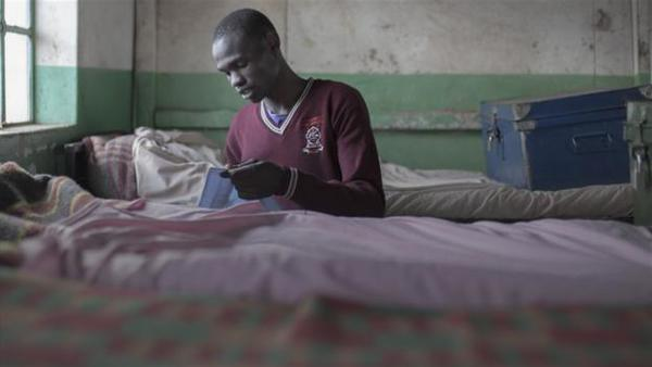 An inspiring story to close out the year - Kenyan Olympic hopeful who lives for running