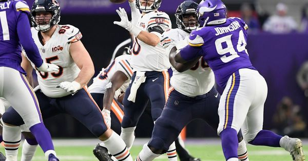 Chicago Bears' Mitch Trubisky and Ryan Pace's relationship: Are they on good terms?
