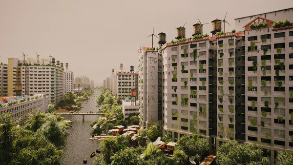 Superflux shows how future homes might face realities of climate change