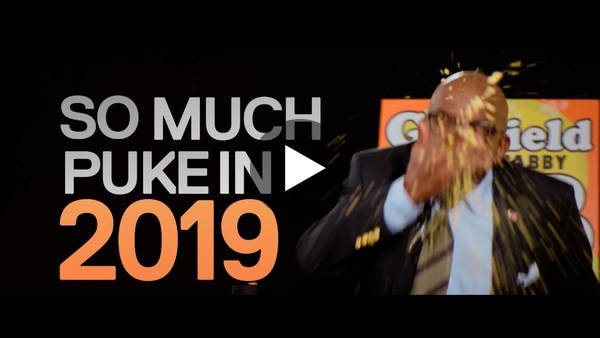 So Much Puke In 2019 – Best Movie Vomit Scenes