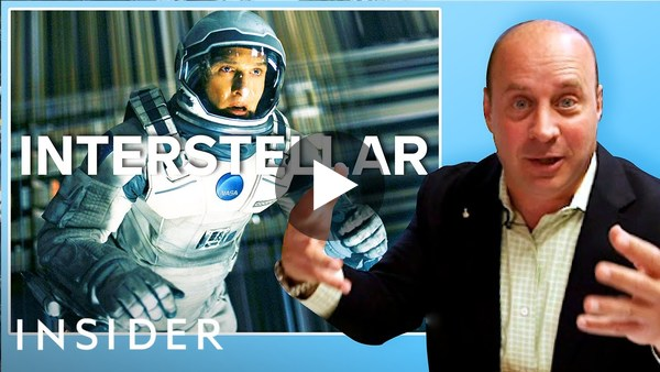 Real Astronaut Rates Unrealistic Space Movie Scenes | Movies Insider