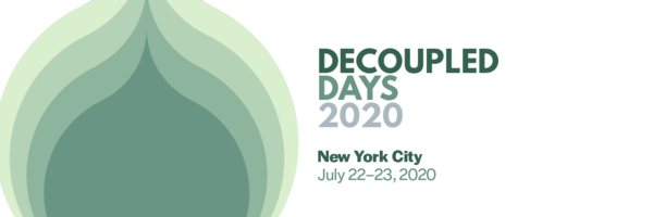 7/22 Decoupled Days