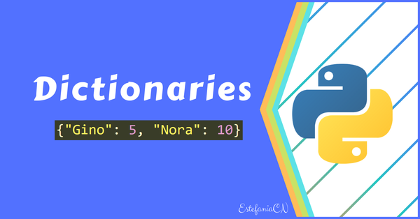 Python Dictionaries 101: A Detailed Visual Introduction by Estefania Cassingena Navone
