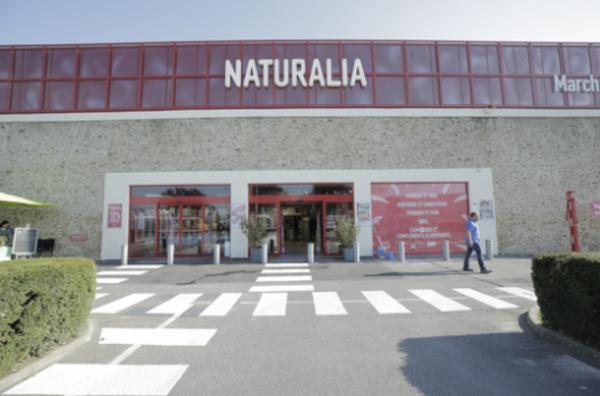 Marché Bio de Naturalia est situé à Bretigny-sur-Orge (92)