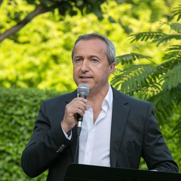 Didier Pérréol, nouveau président du Synabio