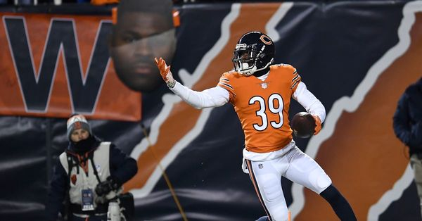 Bears make Eddie Jackson the NFL's all-time highest-paid safety