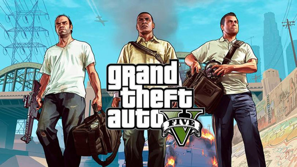 Grand Theft Auto V comes to Xbox Game Pass