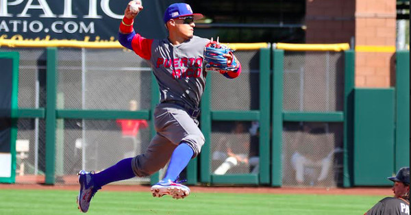 How close the Cubs came to losing Javy Baez and why he plays the game the way he does