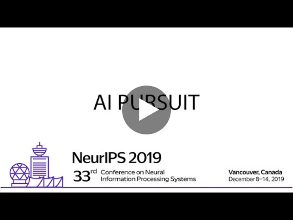 P.S. Please enjoy this video of Celeste Kidd's previously mentioned keynote address at NeurIPS 2019.