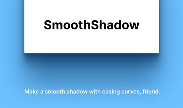 SmoothShadow — Philipp Brumm