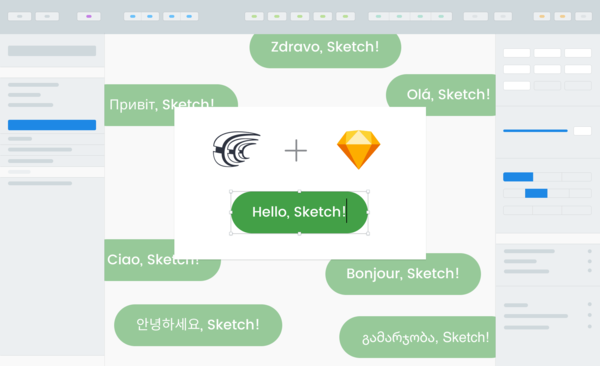 Localize copy in Sketch — Crowdin Plugin