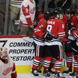 Blackhawks avoid embarrassment, rally to edge Red Wings