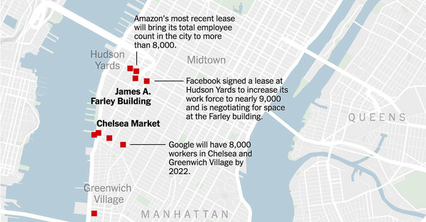 Silicon Valley's Newest Rival: The Banks of the Hudson