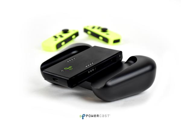 Nintendo Joy-Con controllers get wireless-charging grip