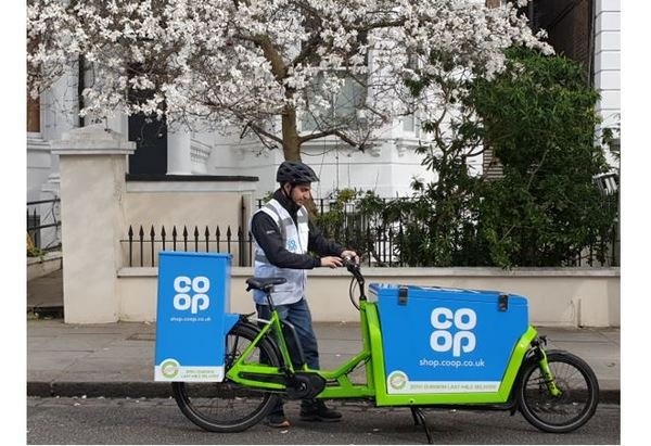 Consumers would wait longer for goods delivered 'more sustainably', survey says