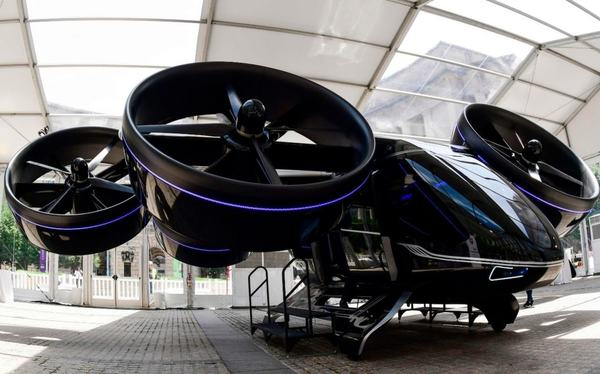 Driverless air taxis will come before self-driving cars, says Uber Air partner