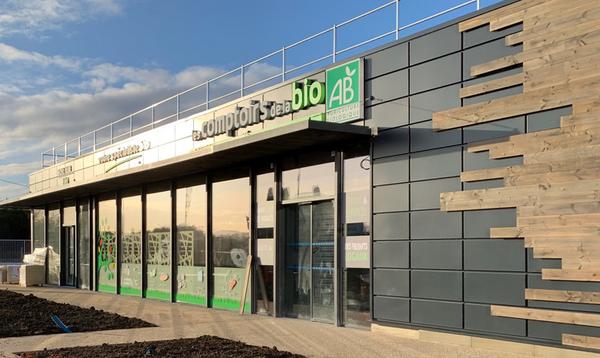 Les Comptoirs de la Bio ouvre boutique à Mallemort (Bouches-du-Rhônes)