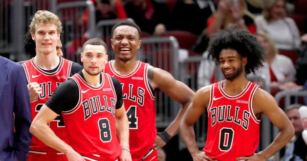 TELANDER: Pardon me as I get nostalgic for the time when the Bulls actually mattered