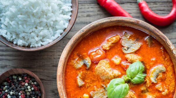 Klassiker der thailändischen Küche.