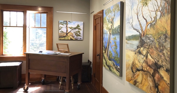 Art of Terrill Welch Gallery