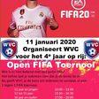 Open SV WVC FIFA Toernooi