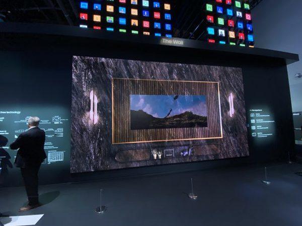CES 2020: Samsung The Wall heeft een 292-inch variant en je weet niet wat je ziet
